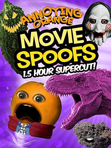 Annoying Orange Movie Spoofs! (1.5 Hour Supercut) -