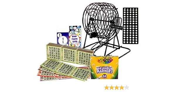 Amazon Bingo Game Set
