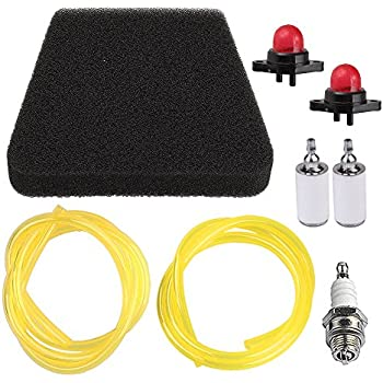Amazon Com Panari 530037793 Air Filter Tune Up Kit Primer Bulb Fuel