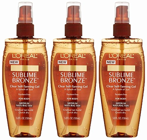Loreal Paris Sublime Bronze Self tanning