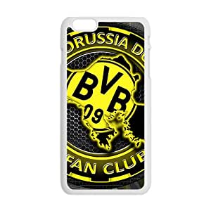 JIAJIA The Borussia Dortmund Cell Phone Case for Iphone 6 Plus