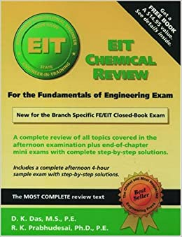 EIT Chemical Review: a complete review and sample problems and ...