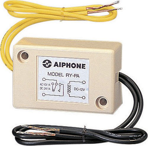 - Aiphone Corporation RY-PA Door Release Relay for LEF Series, ABS Plastic Construction