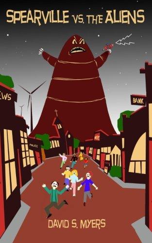 Spearville vs. the Aliens ebook
