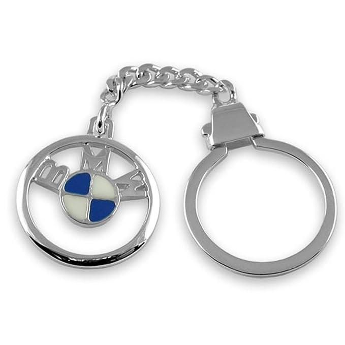 Select Gifts Sterling Silver esmalte llavero BMW: Amazon.es ...
