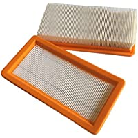 2pcs Vacuum Cleaner Replacement Hepa Filter for Karcher DS5500 DS5600 DS 5.800 DS 6.000