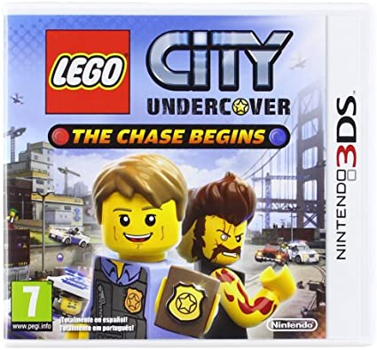 Lego City Undercover: The Chase Begins: Amazon.es: Videojuegos
