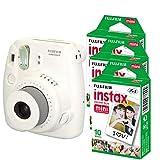 Instax Blister mini8 Blanco + 3x10 películas