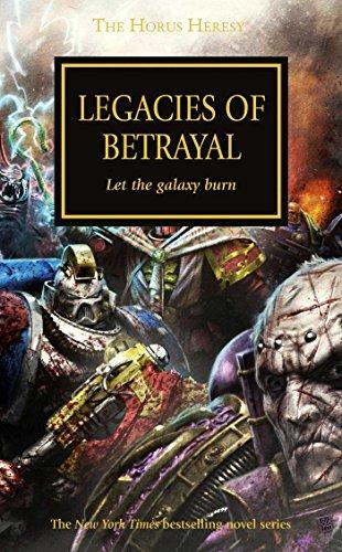 book cover of Legacies of Betrayal