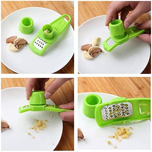 Treat Your Food With Care: Garlic Grinder & More