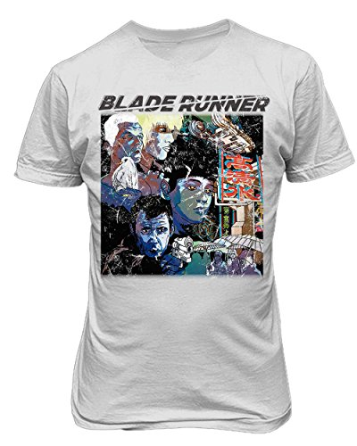 Blade Runner 1982 Art T-shirt for Men, Many Colors, S to 5XL