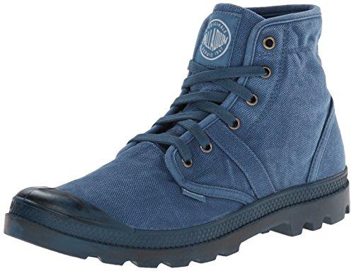 Palladium 2477, Zapatillas Altas Hombre Azul (Legion Blue/High Rise)