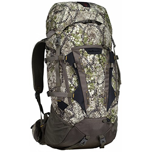 9. Badlands: Sacrifice LS Camouflage Hunting Pack - Bow, Rifle, and Pistol Compatible