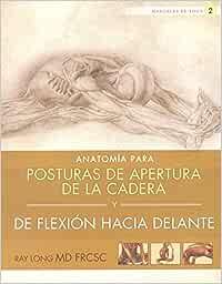 Anatomía para posturas de apertura de la cadera y de flexión ...