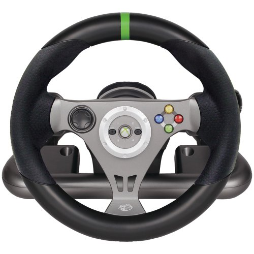Mad Catz Xbox 360 Wireless Racing Wheel