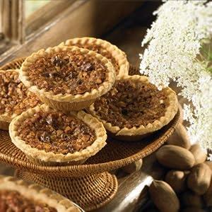 8 – Chocolate Mini Pecan Pies