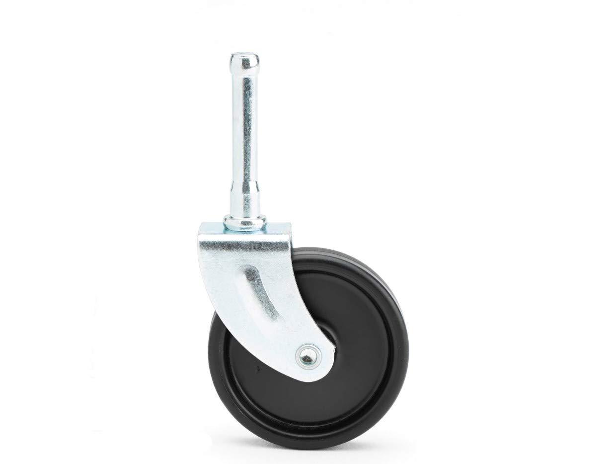 SHOP-VAC Vacuum Replacement Metal Shank Caster (1 Caster Wheel) - 4204200