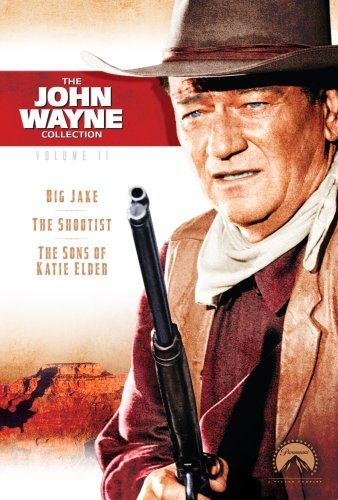 The John Wayne Collection, Vol. II (Big Jake / The Shootist / The Sons of Katie Elder) by Paramount Home Video