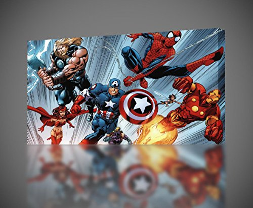 marvel wall art - 5