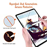 BERSEM[2 Pack]Paperfeel iPad Pro 12.9 Screen