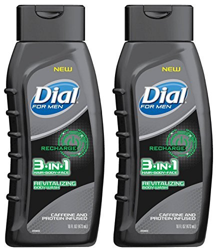 dial 3 in one body wash - 1