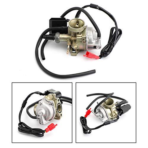 Topteng Kabel Choke Carburateur, 19 mm carb voor 2-takt 50 cc Dio 50 SP ZX34 35 SYM Kymco Roller