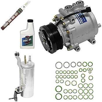 A//C Compressor /& Component Kit-Compressor Replacement Kit UAC KT 4631