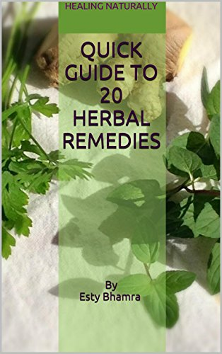 Medication Cure Quick - Quick Guide To 20 Herbal Remedies