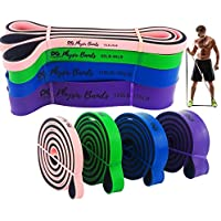 Physix Gear Pull Up Assist Bands - Best Heavy Duty...