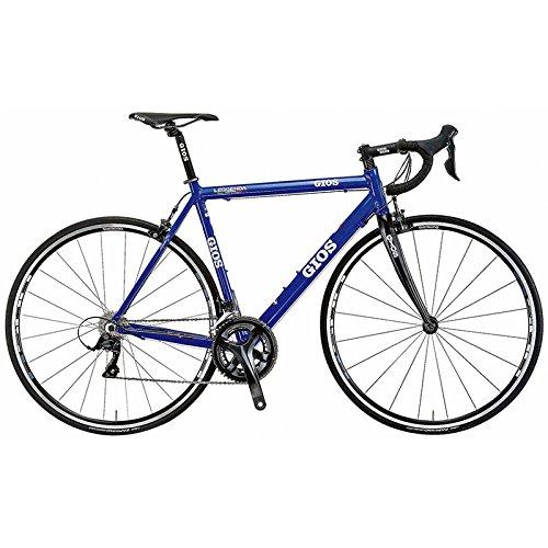 GIOS(ジオス) ロードバイク LEGGENDA GIOS-BLUE 510mm B076BNQG3N