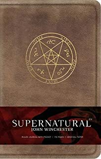 image about John Winchester Journal Pages Printable titled : Supernatural John Winchesters Magazine : Business office
