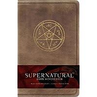 Supernatural John Winchester's Ruled Journal