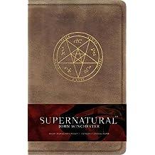 Supernatural: John Winchester Hardcover Ruled Journal (Insights Journals)
