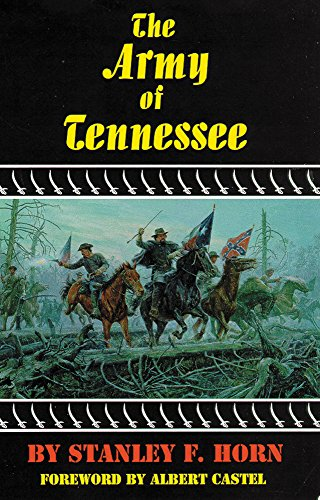 The Army of Tennessee (The Civilization of the American Indian Series)