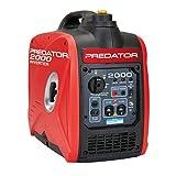 Predator 62523 625233 Super Quiet Inverter Portable Generator