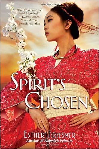 Download books in pdf format for free Spirit's Chosen (Princesses of Myth) 0375869085 (Litríocht na hÉireann) PDF