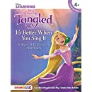 Tangled - It's Better When You Sing It: A Musical Exploration Storybook Disney Learning