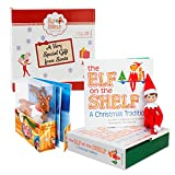 Elf on the Shelf Blue Eyed Boy with Bonus Pet Reindeer - Direct From North Pole in Limited Edition Official Gift Box