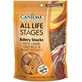 CANIDAE All Life Stages Bakery Snacks for Dogs with Lamb, Wild Rice & Sweet Potato, 14 oz.