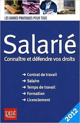Lire Salarié : Connaître et défendre vos droits epub, pdf