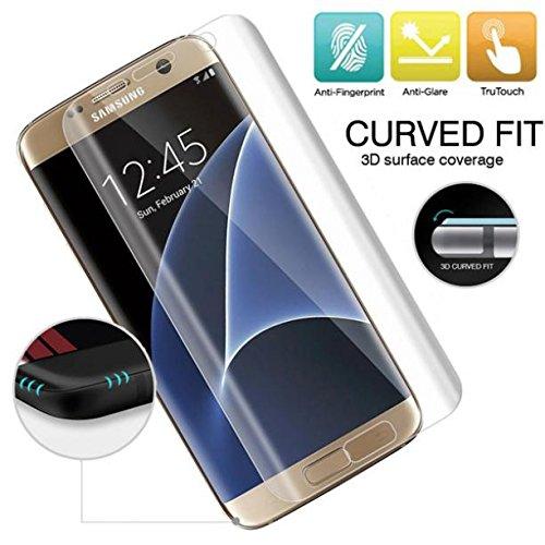 227c967114ce0e Verizon Samsung Galaxy S7 (SM-G930V) Screen Protector, Full Cover Anti-