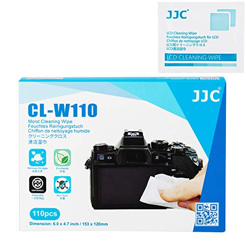 JJC Pre-Moistened Lens Cleaning Wipes for Camera Screen, for sale  Delivered anywhere in Canada