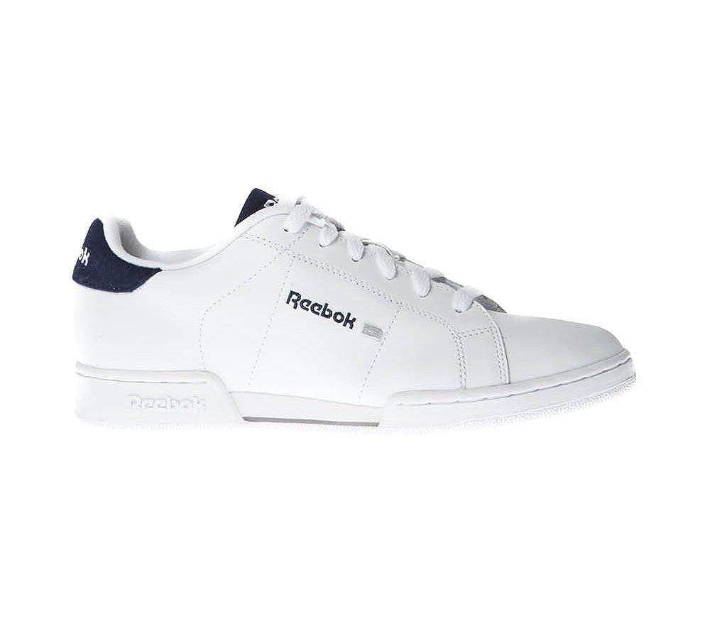 Reebok NPC II MATL - Zapatillas para hombre, color blanco/azul/gris, talla 38.5: Amazon.es: Zapatos y complementos