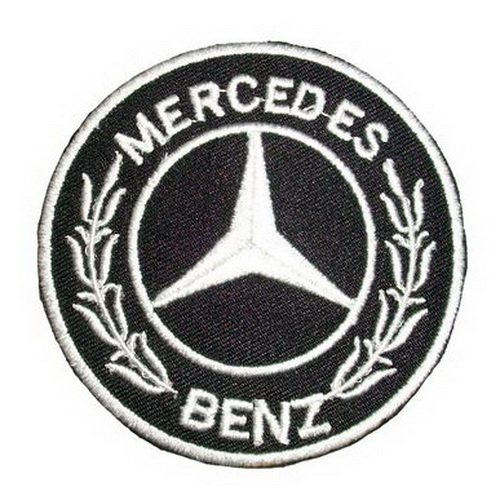 mercedez-benz-embroidered-iron-on-patch-sew-on-car-logo-clothes-clothing-motorcycle