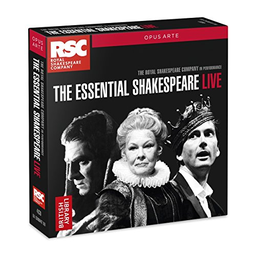 The Essential Shakespeare - Live [Box Set] by Opus Arte (Image #2)