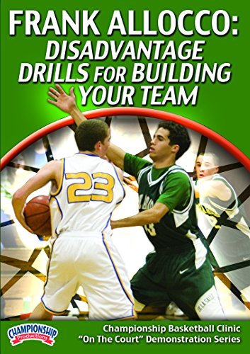 Frank Allocco: Disadvantage Drills for Building Your Team (DVD) by Frank Allocco