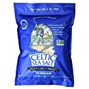Celtic Sea Salt Light Grey, (1) 5 Pound Bag, Great for Cooking & Baking, Pickling or Grinding, Non-GMO, Gluten Free, Kosher