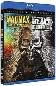 Mad Max. Furia En La Carretera - Edición Especial Black Chrome [Blu-ray]