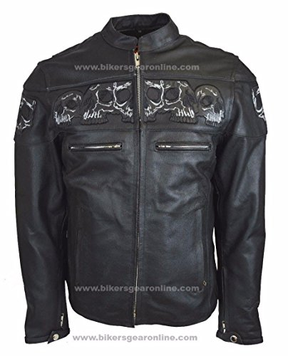 Vented Riding Jacket - 3