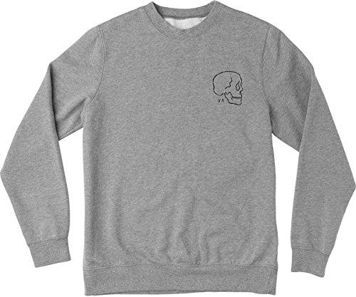 Crew Embroidered Sweatshirt - 2